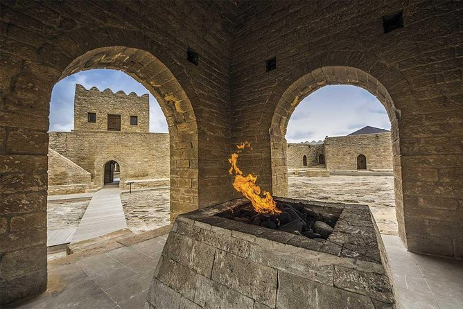 Trails of fire tour: Fire temple,Gala open air museum,Burning hills and Elite HC