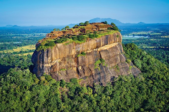Day Tour To Sigiriya Rock Fortress and Dambulla Cave Temple from Trincomalee. photo 7