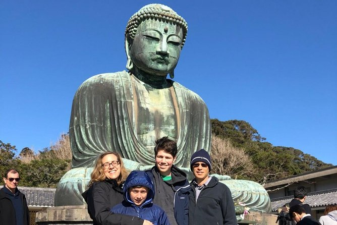 Kamakura Old Capital Walking Tour with the Great Buddha