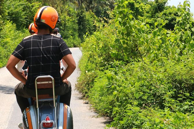 Vespa Adventure Tour - Hanoi Countryside