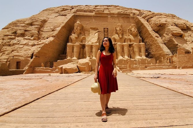 Trip to Abu simbel and Aswan from Hurgada : 2 days private guided tour