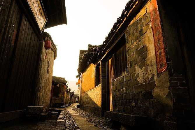2-Day Private Tour to Mt Guanzhai and Peitian Ancient Village from Xiamen