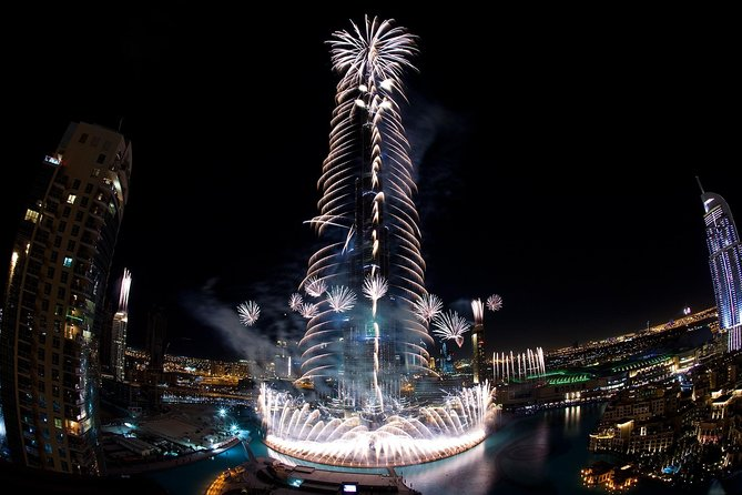 New Year Celebration At Burj Khalifa photo 1