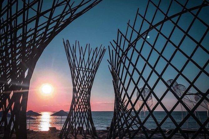 Cable Car Ride- discover 4 islands- Sunset sanato beach club