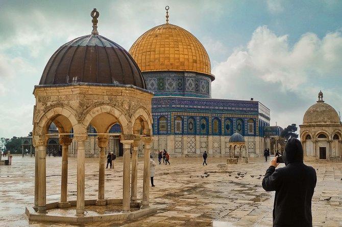 Boutique Group Tour - Jerusalem's Muslim Quarter(Lunch Included)