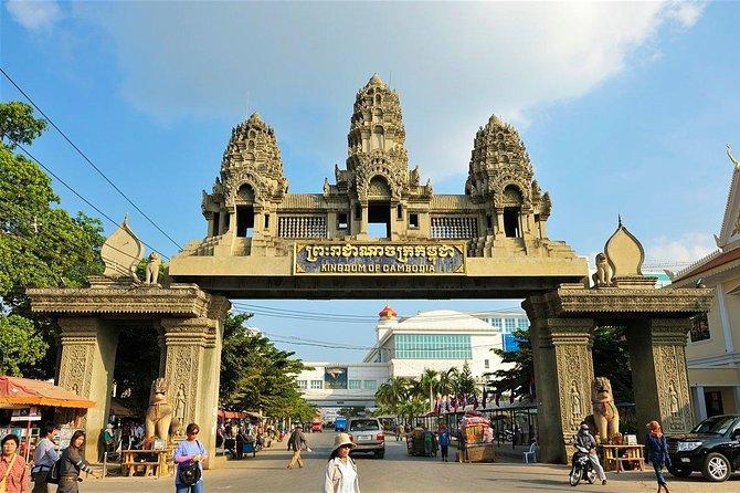 Phnom Penh to Poi Pet / Poi Pet to Phnom Penh (Thai Border)