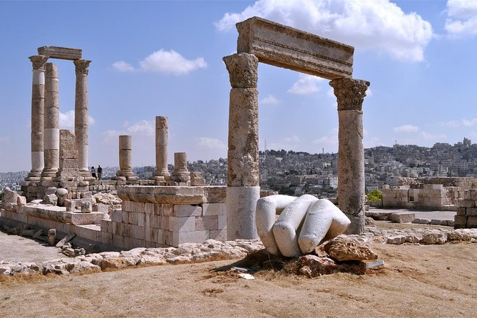 3 Hours Private Walking tour around Amman