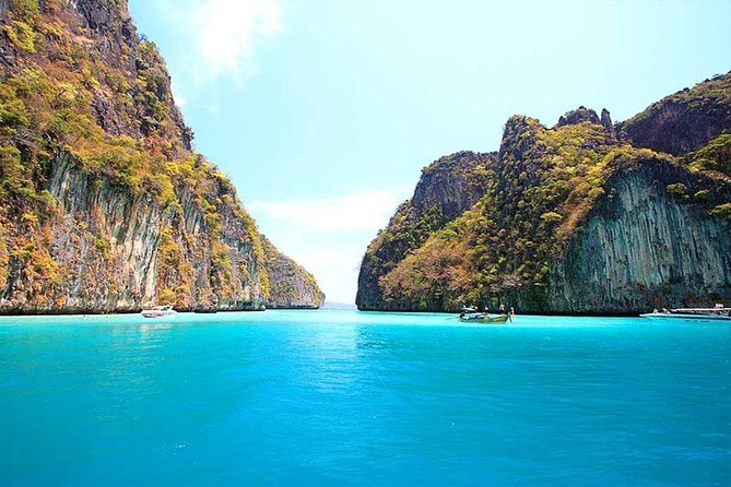 Phi Phi Half Day Tour With Lunch By Speed Boat photo 1