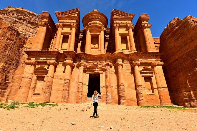Full Day Private Tour To Petra From Amman photo 3