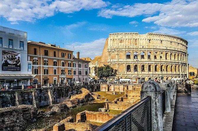 Skip the Line: Colosseum Entrance Ticket
