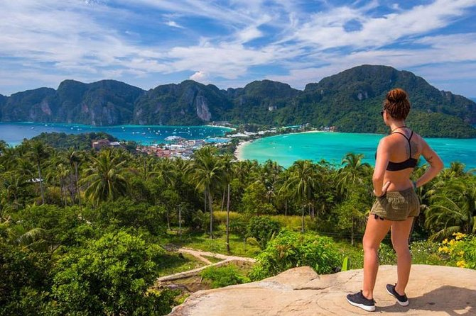 Phi Phi Islands One Day Tour By Ferry From Phuket