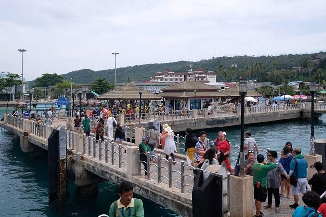 One Day Phi Phi Islands Trip By Ferry From Phuket