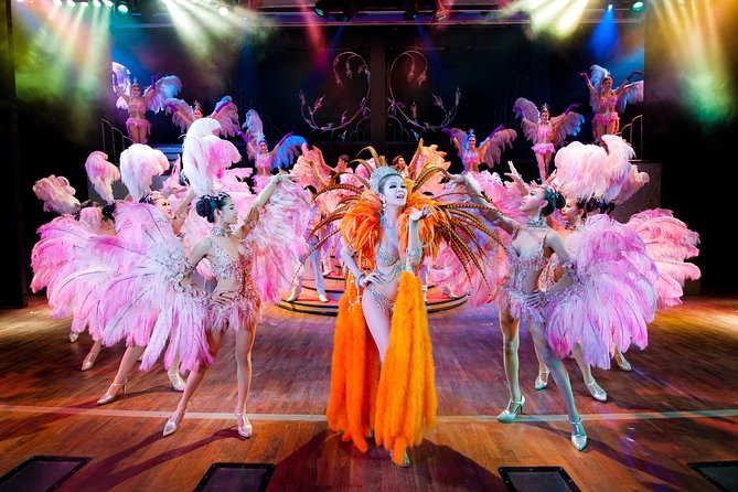 Phuket Simon Cabaret Show with Roundtrip Transfers