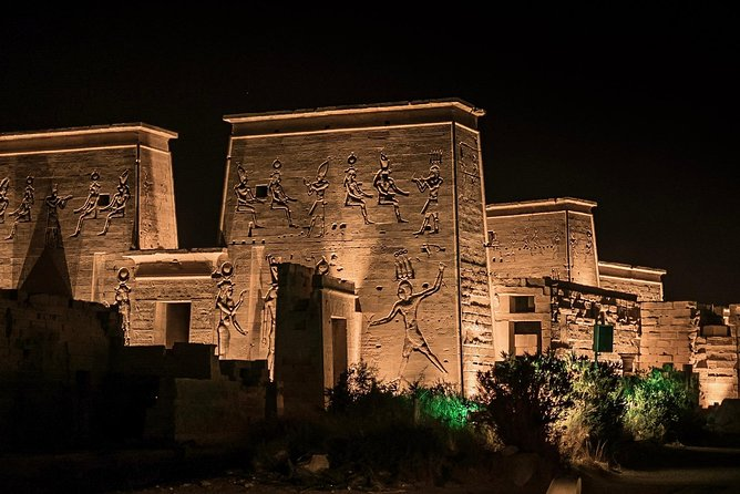 Sound and Light Show at Philae Temple photo 2