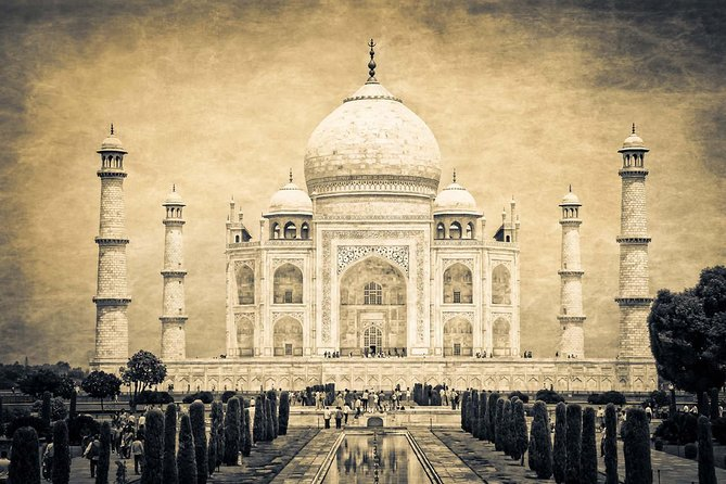 Taj Mahal Day Tour From Delhi by AC Car photo 9