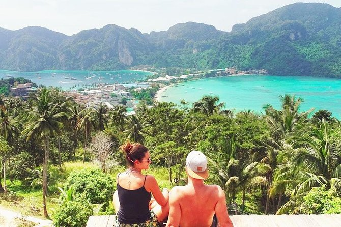 Premium Class Phi Phi Islands Trip By Ferry From Phuket