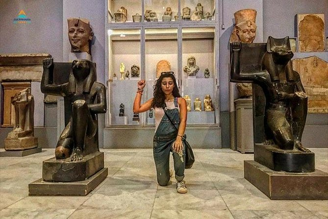 Tour to Pyramids , The Egyptian Museum & Citadel photo 2