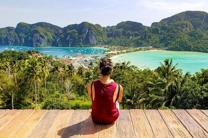 Full Day Phi Phi Islands Tour By Royal Jet Cruiser From Phuket