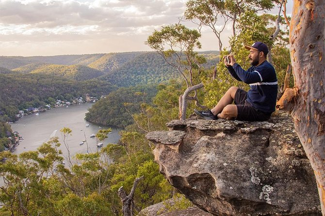 Sydney Private Tour Featuring Wilderness, Wildlife, Waves, Waterfalls and Wine
