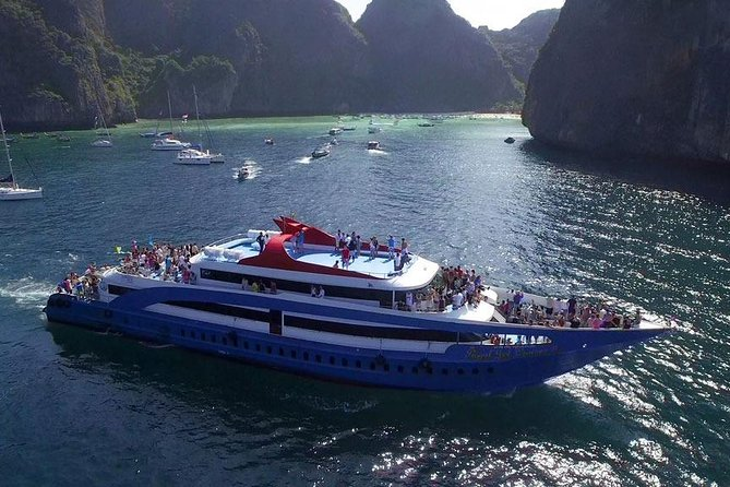 Phi Phi Islands Tour By Royal Jet Cruiser From Phuket