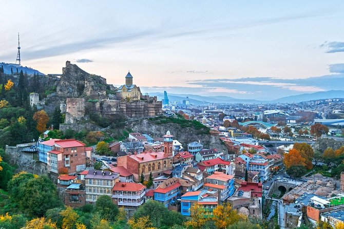 Two capitals in one day - Mtskheta and Tbilisi