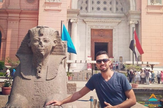 Tour to Pyramids & The Egyptian Museum and old cairo photo 6