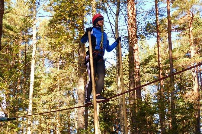 Tallinn High Ropes Course