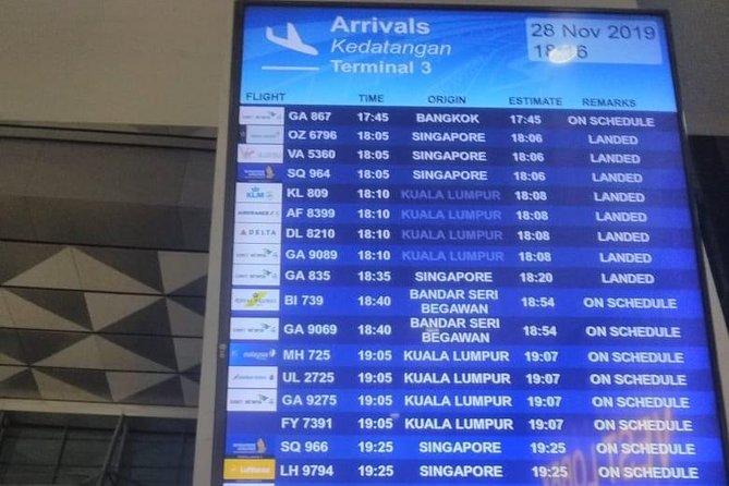 Airport Transfer Jakarta ( Private Car )