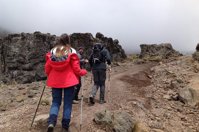 6 – Days Kilimanjaro Trek – Machame Route