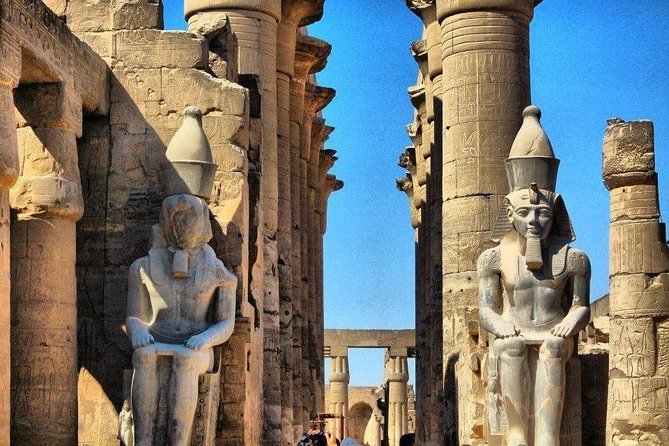 Private 2 full days Luxor east and west bank with accommodation in Luxor resort photo 1