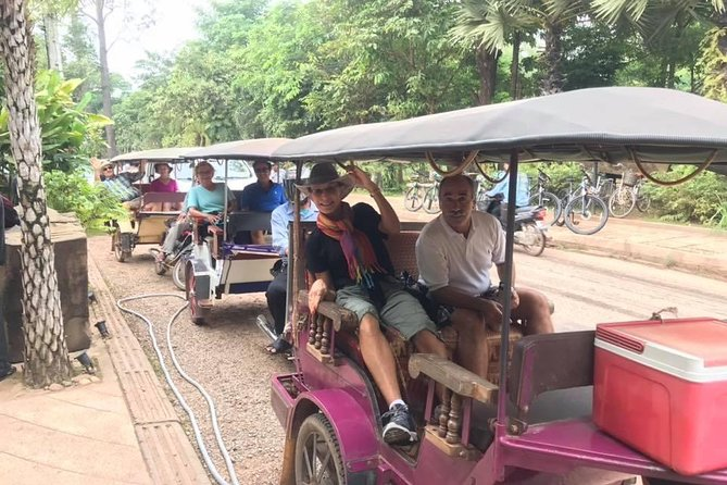 To Go Angkor Wat by Tuk Tuk, Car, Van ( Best Tour ) photo 11
