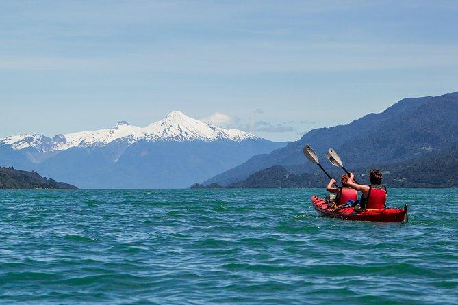 Sea Kayaking the first fjord of Patagonia