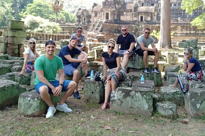 1Day Sunrise Angkor Wat Tour With Professional Tour Guide-Join-in Tour photo 2