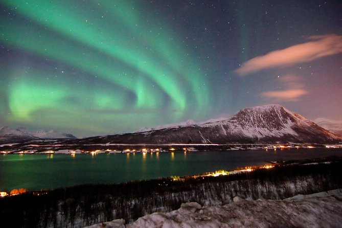 Private 5 to 7 hours Northern Lights Tour in Tromsø with hotel pick up