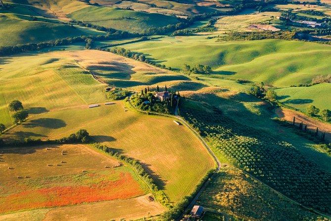 Montalcino, Pienza and Montepulciano Private Tour
