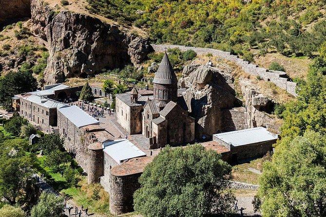 One-day trip to Garni, Geghard and Tsaghkadzor