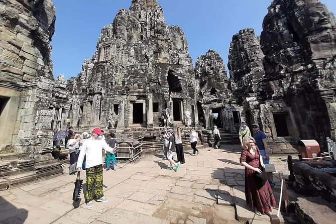 Sunrise Tour of Angkor Wat from Siem Reap-Join-in Tour photo 16