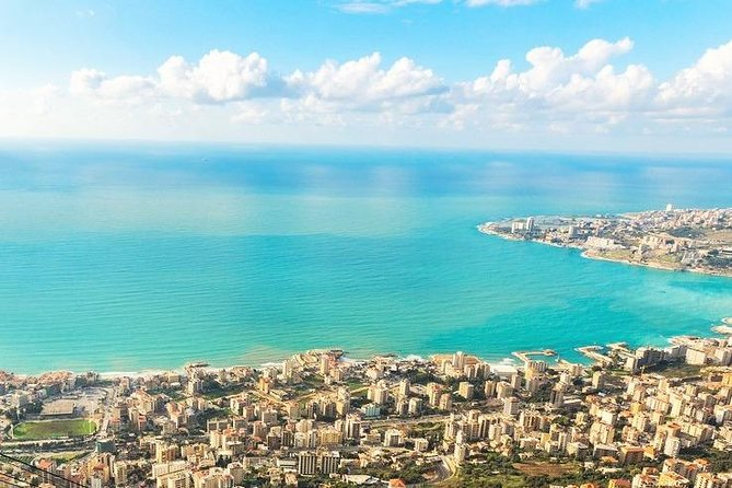 Small-Group Adventure Tour to Jeita Grotto,Harissa&Byblos Day Trip from Beirut