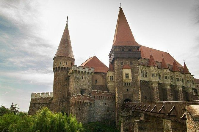 Corvin Castle Day trip from Timisoara