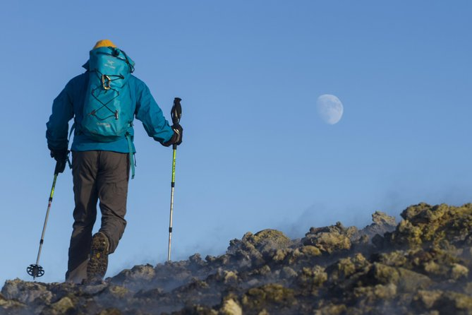 Trekking to the Summit Craters of Etna - Ashàra Volcanological Guides