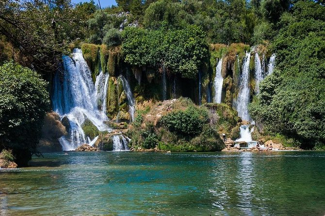 Mostar and Kravice Waterfalls from Dubrovnik Private Tour