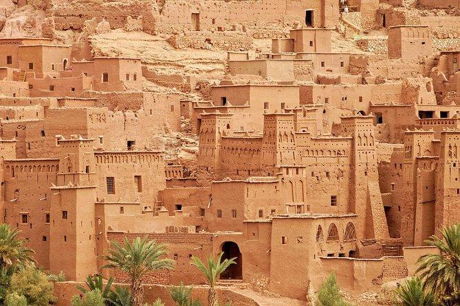 Fes to Marrakech 4 Days Desert Private Tour