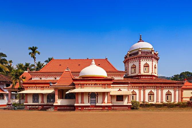 Goa's Unique Temples Tour