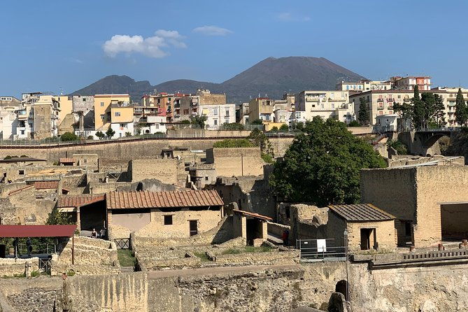 Private Herculaneum Guided Tour with an Archeologist