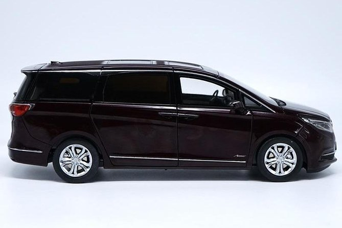 Departure Private Transfer Shenzhen to Shenzhen Airport SZX in a Minivan