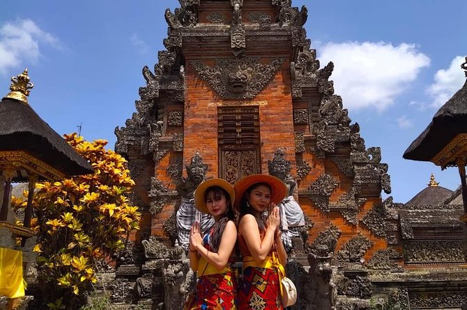 Bali Heritage Tour -10 Hours