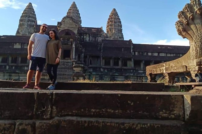 visit angkor in 3 days