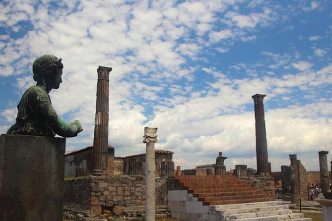 Private Tour: Pompeii Ruins from Rome in a Day photo 5