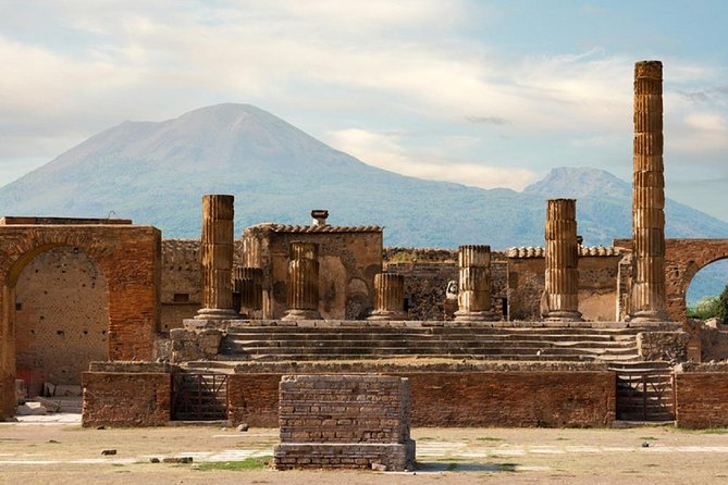 Private Tour: Pompeii Ruins from Rome in a Day photo 7