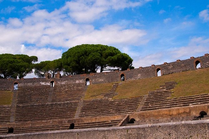 Private Tour: Pompeii Ruins from Rome in a Day photo 3